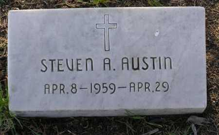 AUSTIN, STEVEN ANTHONY - Yavapai County, Arizona | STEVEN ANTHONY AUSTIN - Arizona Gravestone Photos