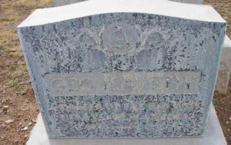 AVERY, GEORGE HENRY - Yavapai County, Arizona | GEORGE HENRY AVERY - Arizona Gravestone Photos