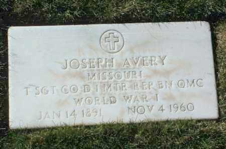 AVERY, JOSEPH - Yavapai County, Arizona   JOSEPH AVERY - Arizona Gravestone Photos