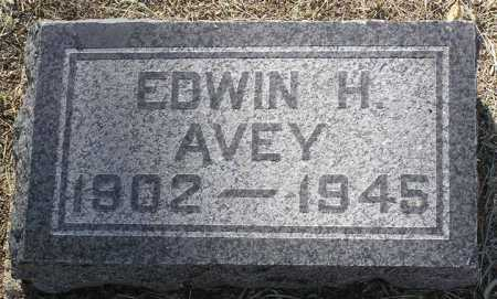 AVEY, EDWIN H. - Yavapai County, Arizona | EDWIN H. AVEY - Arizona Gravestone Photos