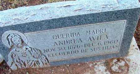 AVILA, ANDREA - Yavapai County, Arizona | ANDREA AVILA - Arizona Gravestone Photos