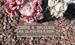 BAGGERLY, CONNIE R. - Yavapai County, Arizona | CONNIE R. BAGGERLY - Arizona Gravestone Photos