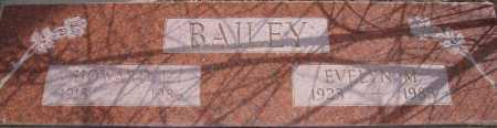 DENNIS BAILEY, EVELYN M. - Yavapai County, Arizona | EVELYN M. DENNIS BAILEY - Arizona Gravestone Photos