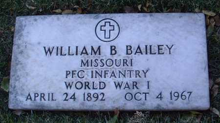 BAILEY, WILLIAM BARTON - Yavapai County, Arizona | WILLIAM BARTON BAILEY - Arizona Gravestone Photos
