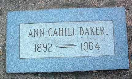 BAKER, ANN MARIE - Yavapai County, Arizona | ANN MARIE BAKER - Arizona Gravestone Photos