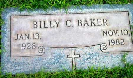 BAKER, BILLY C. - Yavapai County, Arizona | BILLY C. BAKER - Arizona Gravestone Photos