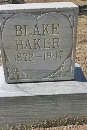 BAKER, BLAKELY (BLAKE) - Yavapai County, Arizona   BLAKELY (BLAKE) BAKER - Arizona Gravestone Photos