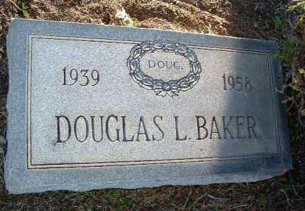 BAKER, DOUGLAS LARRY - Yavapai County, Arizona | DOUGLAS LARRY BAKER - Arizona Gravestone Photos