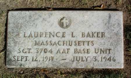 BAKER, LAURENCE L. - Yavapai County, Arizona   LAURENCE L. BAKER - Arizona Gravestone Photos