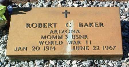 BAKER, ROBERT CHARLES - Yavapai County, Arizona   ROBERT CHARLES BAKER - Arizona Gravestone Photos