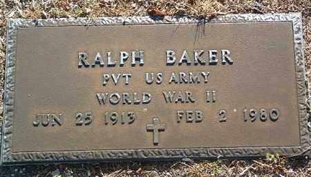 BAKER, RALPH JAMES - Yavapai County, Arizona   RALPH JAMES BAKER - Arizona Gravestone Photos