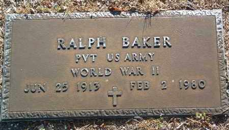 BAKER, RALPH JAMES - Yavapai County, Arizona | RALPH JAMES BAKER - Arizona Gravestone Photos