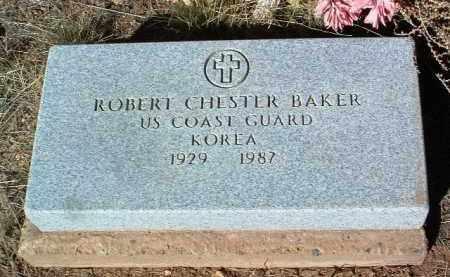 BAKER, ROBERT CHESTER - Yavapai County, Arizona | ROBERT CHESTER BAKER - Arizona Gravestone Photos