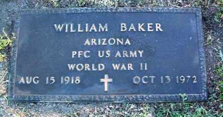 BAKER, JOHN WILLIAM - Yavapai County, Arizona | JOHN WILLIAM BAKER - Arizona Gravestone Photos