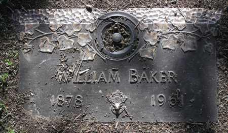 BAKER, WILLIAM - Yavapai County, Arizona | WILLIAM BAKER - Arizona Gravestone Photos
