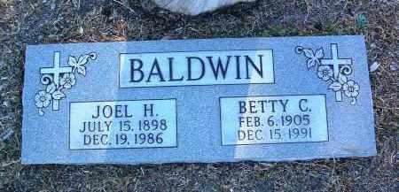 ANDERSON BALDWIN, BETTY - Yavapai County, Arizona | BETTY ANDERSON BALDWIN - Arizona Gravestone Photos