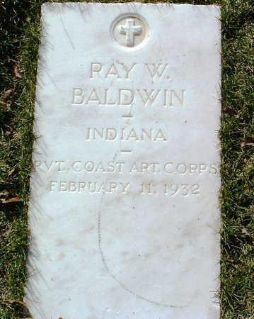 BALDWIN, RAY WILLNESS - Yavapai County, Arizona | RAY WILLNESS BALDWIN - Arizona Gravestone Photos