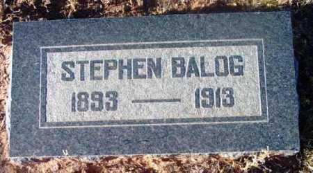 BALOG, STEPHEN - Yavapai County, Arizona | STEPHEN BALOG - Arizona Gravestone Photos