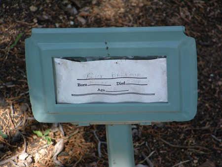 BALTOUR, ALICE - Yavapai County, Arizona   ALICE BALTOUR - Arizona Gravestone Photos