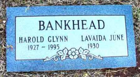 BANKHEAD, HAROLD GLYNN - Yavapai County, Arizona   HAROLD GLYNN BANKHEAD - Arizona Gravestone Photos