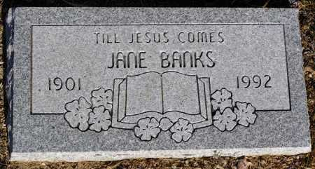 HUNTER BLUMBE, 'JANE' - Yavapai County, Arizona   'JANE' HUNTER BLUMBE - Arizona Gravestone Photos