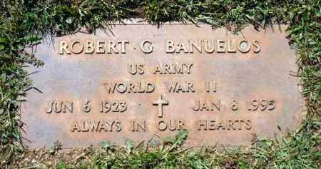 BANUELOS, ROBERT GALLEGOS - Yavapai County, Arizona | ROBERT GALLEGOS BANUELOS - Arizona Gravestone Photos