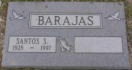 BARAJAS, SANTOS S. - Yavapai County, Arizona | SANTOS S. BARAJAS - Arizona Gravestone Photos