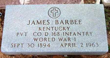 BARBEE, JAMES E. - Yavapai County, Arizona | JAMES E. BARBEE - Arizona Gravestone Photos