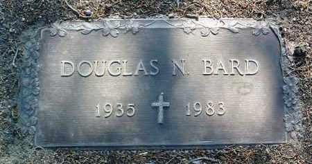 BARD, DOUGLAS NORWOOD (DOUG) - Yavapai County, Arizona   DOUGLAS NORWOOD (DOUG) BARD - Arizona Gravestone Photos