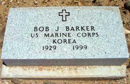 BARKER, BOB JOHN - Yavapai County, Arizona | BOB JOHN BARKER - Arizona Gravestone Photos