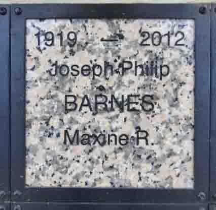BARNES, JOSEPH PHILIP - Yavapai County, Arizona | JOSEPH PHILIP BARNES - Arizona Gravestone Photos