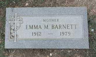BARNETT, EMMA MATILDA - Yavapai County, Arizona | EMMA MATILDA BARNETT - Arizona Gravestone Photos