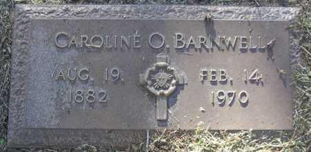 BARNWELL, CAROLINE OTELLA - Yavapai County, Arizona | CAROLINE OTELLA BARNWELL - Arizona Gravestone Photos