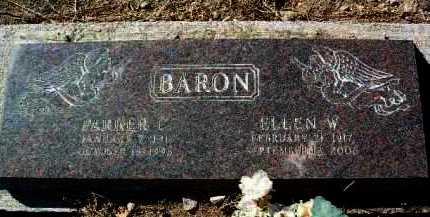 BARON, PARKER C. - Yavapai County, Arizona | PARKER C. BARON - Arizona Gravestone Photos