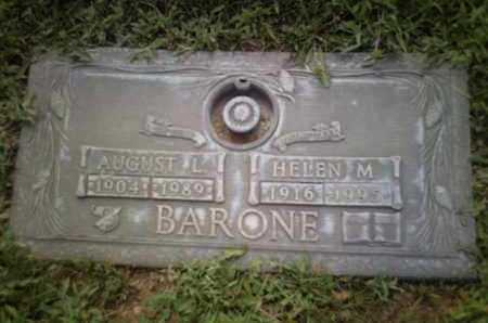BARONE, HELEN M. - Yavapai County, Arizona | HELEN M. BARONE - Arizona Gravestone Photos