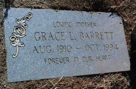 LEWBAUER BARRETT, G. - Yavapai County, Arizona | G. LEWBAUER BARRETT - Arizona Gravestone Photos