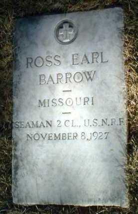 BARROW, ROSS EARL - Yavapai County, Arizona | ROSS EARL BARROW - Arizona Gravestone Photos