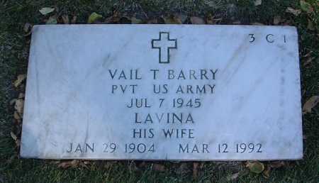 BARRY, VAIL T. - Yavapai County, Arizona | VAIL T. BARRY - Arizona Gravestone Photos