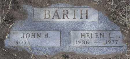 BARTH, HELEN L. - Yavapai County, Arizona   HELEN L. BARTH - Arizona Gravestone Photos