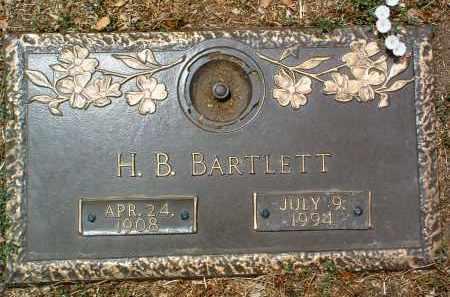BARTLETT, HARLAND BURTON - Yavapai County, Arizona | HARLAND BURTON BARTLETT - Arizona Gravestone Photos