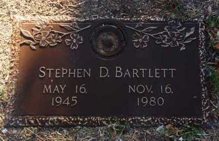 BARTLETT, STEPHEN DAVID - Yavapai County, Arizona   STEPHEN DAVID BARTLETT - Arizona Gravestone Photos