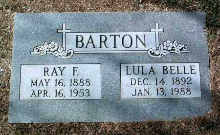 BARTON, LULA BELLE - Yavapai County, Arizona   LULA BELLE BARTON - Arizona Gravestone Photos