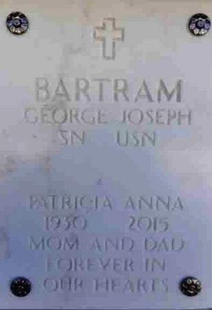 BARTRAM, PATRICIA ANNA - Yavapai County, Arizona   PATRICIA ANNA BARTRAM - Arizona Gravestone Photos
