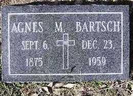 SWINZER BARTSCH, AGNES M. - Yavapai County, Arizona | AGNES M. SWINZER BARTSCH - Arizona Gravestone Photos