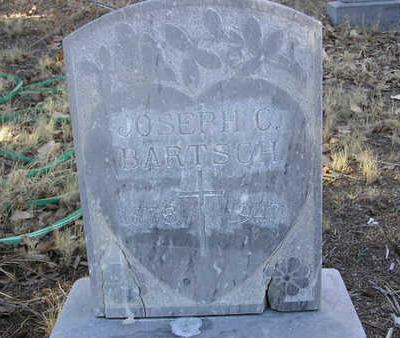 BARTSCH, JOSEPH C - Yavapai County, Arizona | JOSEPH C BARTSCH - Arizona Gravestone Photos