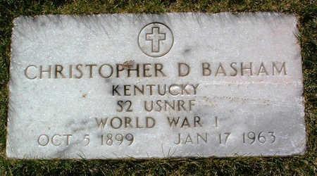 BASHAM, CHRISTOPHER DOYLE - Yavapai County, Arizona   CHRISTOPHER DOYLE BASHAM - Arizona Gravestone Photos
