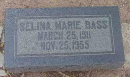 BASS, SELINA MARIE - Yavapai County, Arizona   SELINA MARIE BASS - Arizona Gravestone Photos