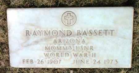 BASSETT, RAYMOND - Yavapai County, Arizona   RAYMOND BASSETT - Arizona Gravestone Photos