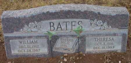 BATES, EDNA THERESA - Yavapai County, Arizona | EDNA THERESA BATES - Arizona Gravestone Photos
