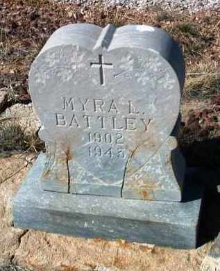 LOPEZ BATTLEY, MYRA L. - Yavapai County, Arizona | MYRA L. LOPEZ BATTLEY - Arizona Gravestone Photos